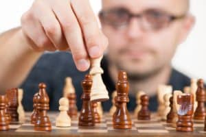Determine a solid strategy